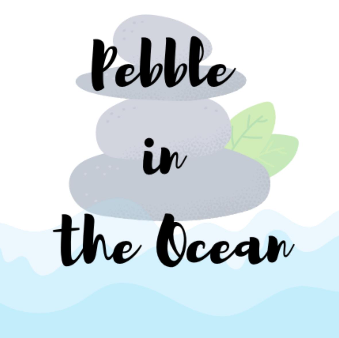 Pebble in the Ocean